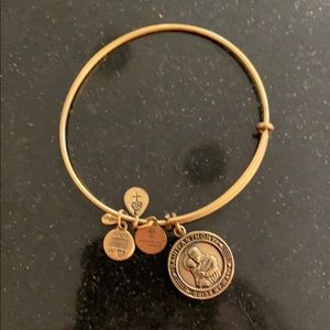 Gold St. Anthony Alex and Ani